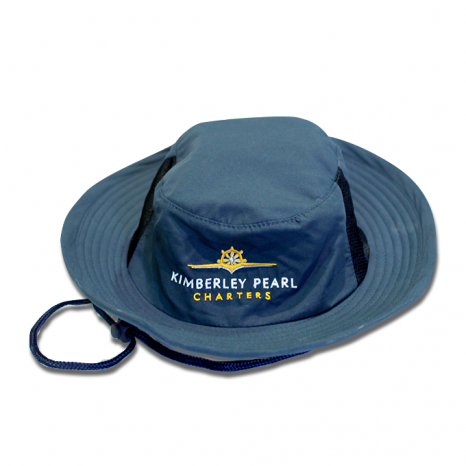 kimberley pearl charters surf hat